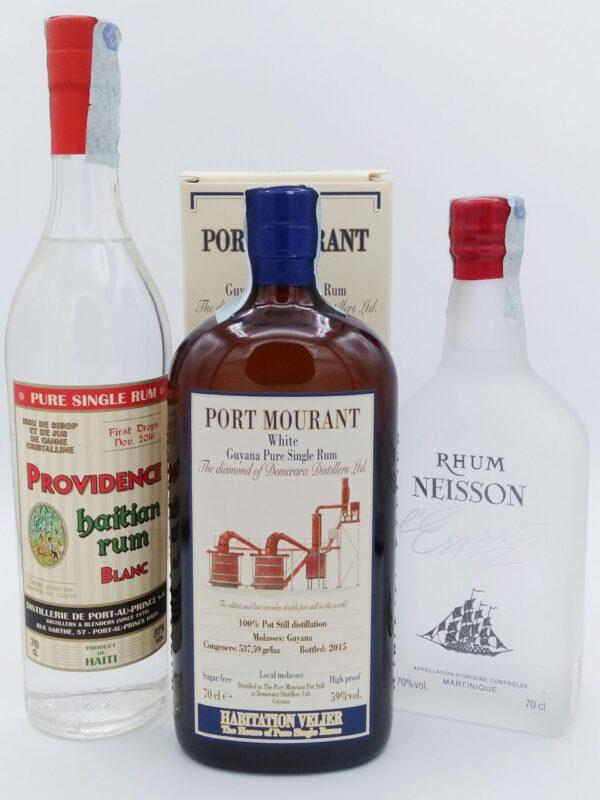 Providence - Port Mourat White - Neisson